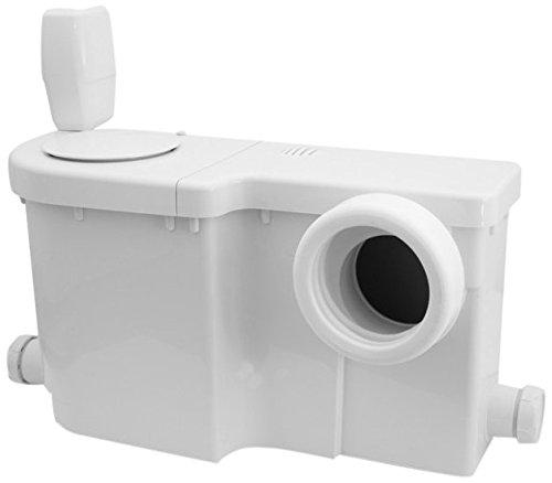 Jimten Ciclon Fit3 T-503 WC-Hebeanlage/Fäkalienzerkleinerer, bis zu 5 m, für 3 Geräte