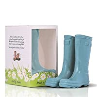 Scottish Fine Soaps The Novelty Collection Wellington Boot Soaps Blue by Scottish Fine Soaps