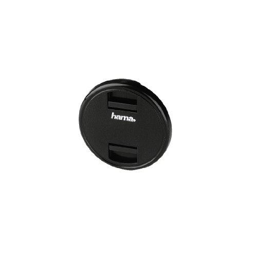Hama - Super Snap - Coprilente - ø 55 mm - colore: Nero