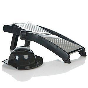 the-sharper-image-378-stainless-steel-3-in-1-adjustable-mandoline-slicer-by-the-sharper-image