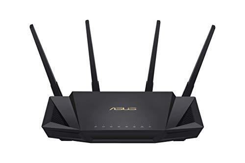 ASUS RT-AX58U - Router WiFi 6 AX3000 Doble Banda Gigabit