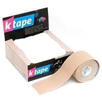 K TAPE 5cm X 5m Rolle Tape BEIGE - 1 roll preisvergleich bei billige-tabletten.eu