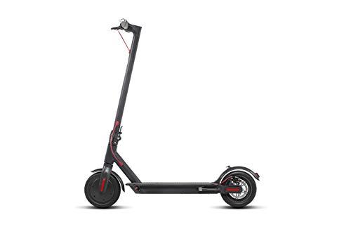 "MOMA BIKES E-500 Elektro-Scooter, zusammenklappbar, Räder massives 8,5\"", 25 km/h, Autonomie 30 km"