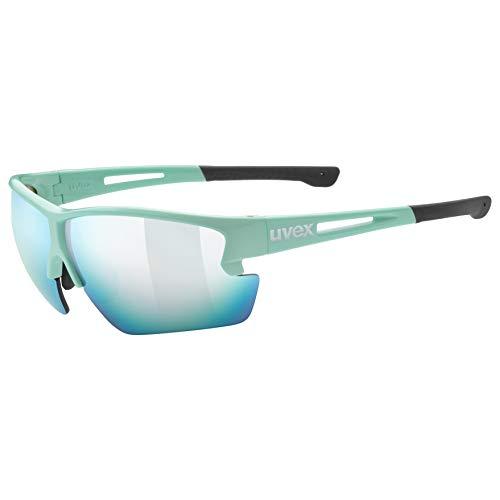 Uvex Erwachsene Sportstyle 812 Sportbrille, Mint, One Size