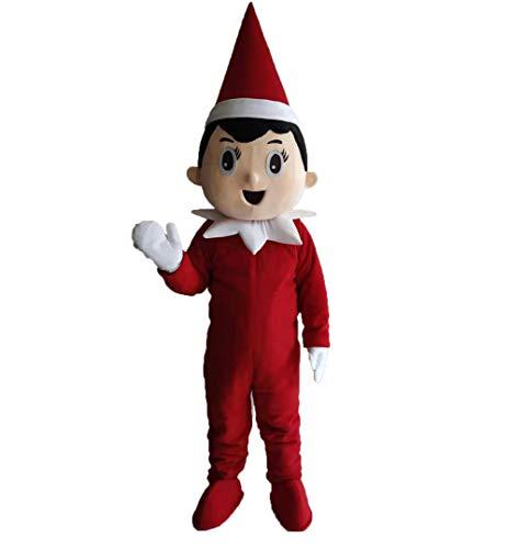 Erwachsene Kostüm Für Pinocchio - SANEYDER Weihnachts-Kostüm, gruselige Elfe Pinocchio, Kostüm für Erwachsene, Cartoon, gruselige Elfe Pinocchio, Cartoon-Kostüme