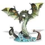 """McFarlane Dragon's Series 5: 7"""" Water Dragon by McFarlane Toys"""