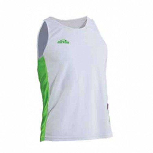 EYE Sport - SPEEDY RUNNING VEST MAN Bianco-Verde