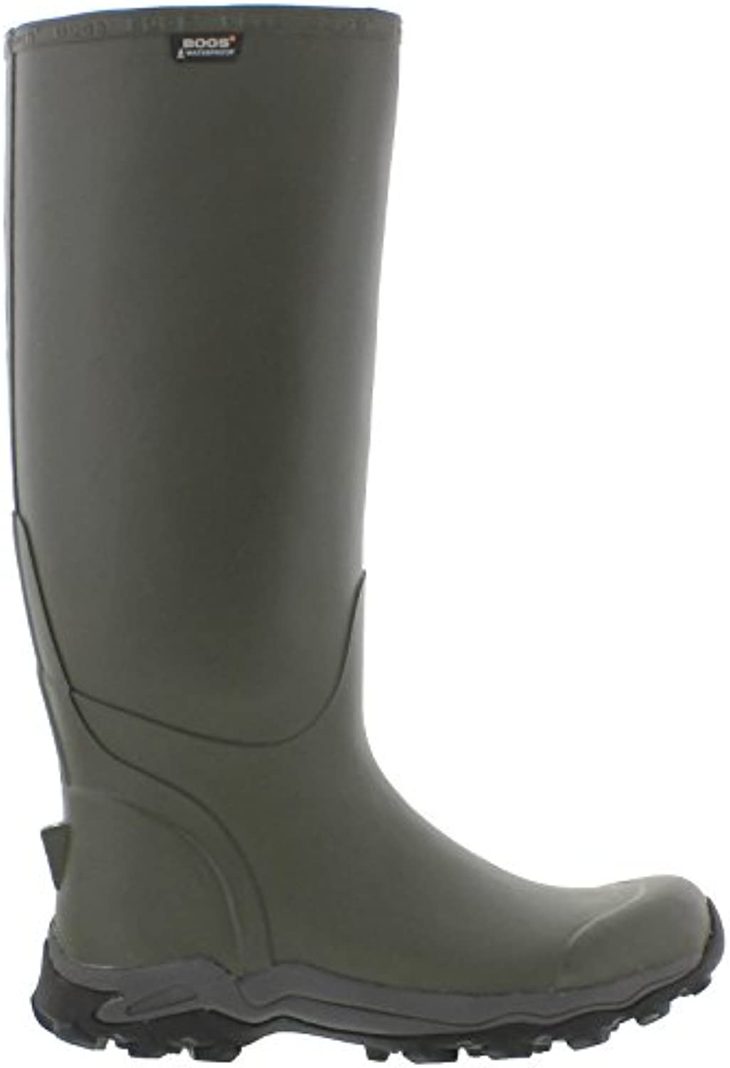 Mens Bogs Bradford Tall Olive Lightweight Waterproof Farming Wellington Boots -UK 6 (EU 40)