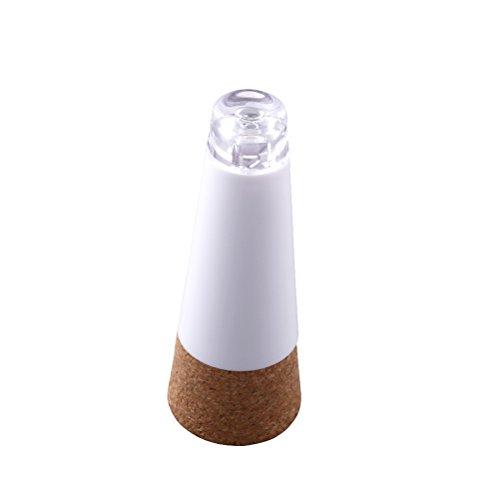 (OUNONA Weinflasche leuchtet hellsten Wein Kork Lichter USB wiederaufladbare Lichter für DIY Candlelight Dinner, Party, Dekor, Weihnachten, Halloween, Hochzeit)