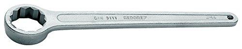 Gedore Clé polygonale simple DIN 3111, 36 mm – 308 36