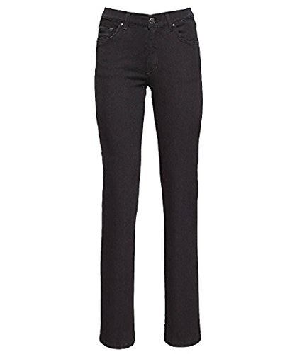 "Damen Jeans ""Dolly 74"" Schwarz"