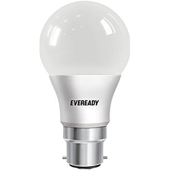 Eveready Base B22 5-Watt LED Bulb (Warm White)