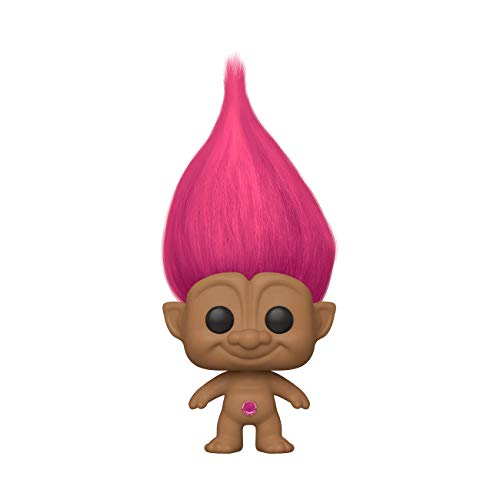 Funko- Pop: Trolls-Pink Troll Classic Collectible Toy, Multicolor (44605)