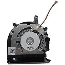 Portátil ventilador de refrigeración de la CPU para Sony VAIO Pro SVP13SVP1322C5E svp1322d4e svp1322d4r svp1322e4e svp1322F4e svp1322g4e svp1322h4e svp1322h4r svp1322i4e svp1322i4r svp1322j4e UDQFVSR01DF0nd55C02–14j104mms8fav010DC5V 0.5A