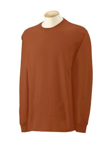 Pirate Booty auf American Apparel Fine Jersey Shirt Texas Orange