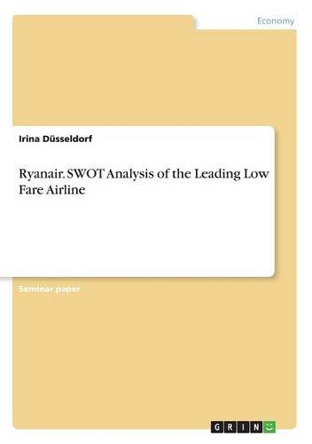 ryanair-swot-analysis-of-the-leading-low-fare-airline