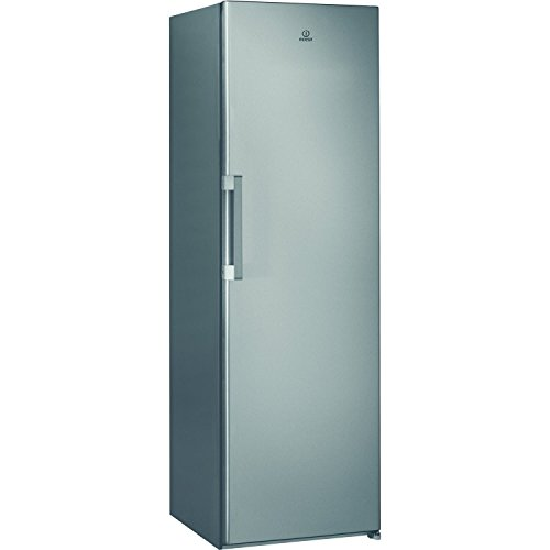 Indesit SI61S 342L Tall Freestanding Fridge - Silver Best Price and Cheapest