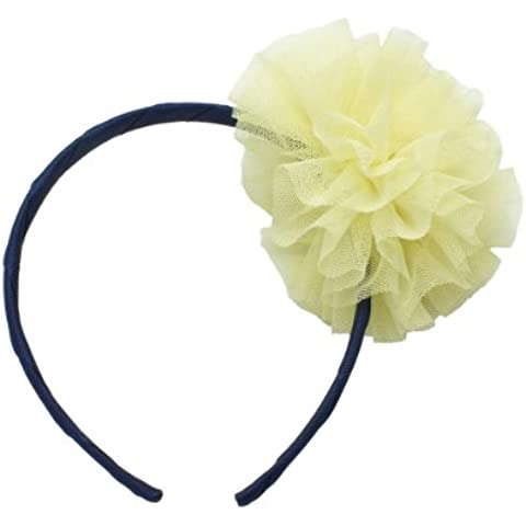 Victoria Cat Girls/ Babies Wedding Dancing Mesh Ball- Flower Hair