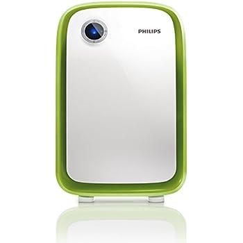 Philips AC4025 40 -Watt Air Purifier (White/Green)
