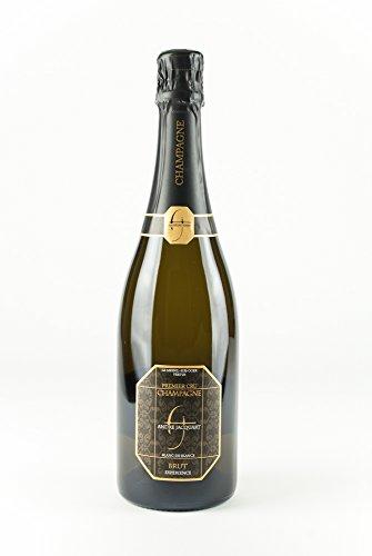 Vertu 1er Cru - Champagne Andre Jacquart (case Of 6). Champagne/ Francia. Chardonnay. Champagne