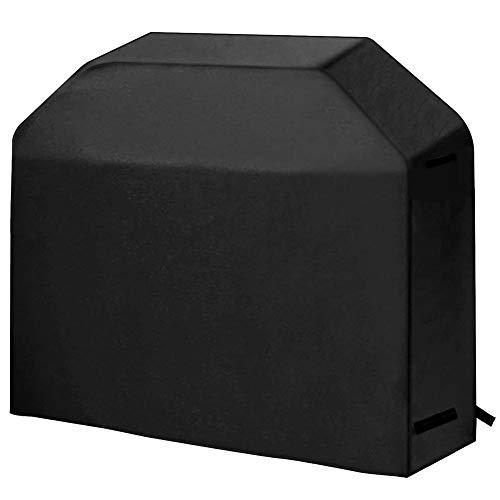 QWERTY Funda Protectora para Barbacoa, Impermeable Anti-UV A Prueba De Viento Y Polvo, 145 * 110 * 60cm...