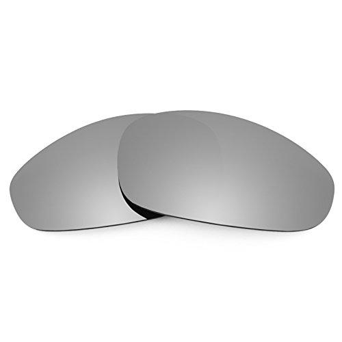 Verres de rechange pour Oakley Juliet — Plusieurs options Titanium MirrorShield® - Polarisés