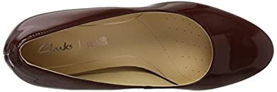 Clarks Women's Kelda Hope Closed-Toe Pumps