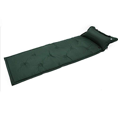 Ultralight Air Sleeping Pad - Inflatable Camping Mat für Backpacking, Traveling and Hiking Air Cell Design for Better Stability && Support (Pad Sleeping Backpacking)