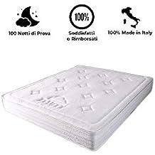 Fluffy colchón Modelo, 5 Memory, Altura 22 cm. efectivos, Dispositivo médico Clase