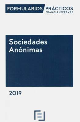 Formularios Prácticos Sociedades Anónimas 2019