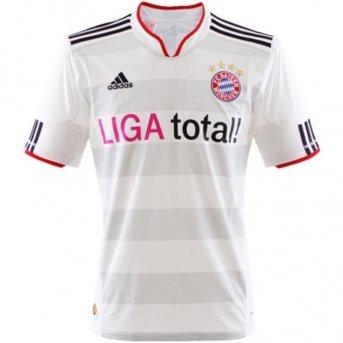 adidas FC Bayern München Away Trikot Auswärtstrikot , Herrentextil abc:3XL