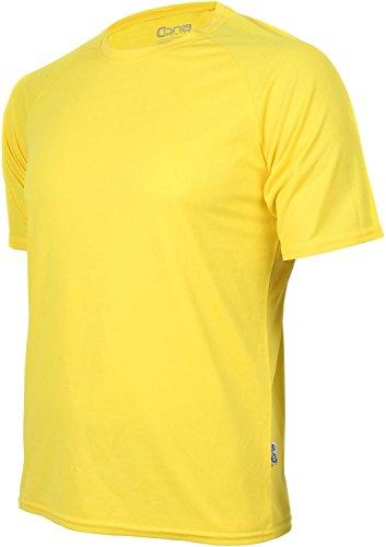 notrash2003® Basic Funktions - Sport T-Shirt in Vielen Farben Sunny