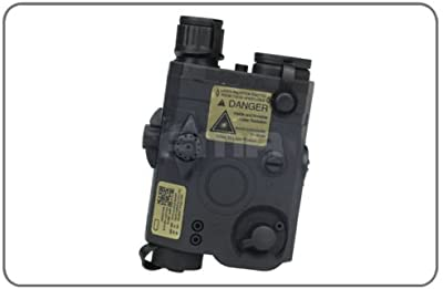 FMA peq-15La-5Batería Dummy Funda para Tactical Airsoft AEG pantalla negro tb418(únicamente la carcasa) no para batería de larga