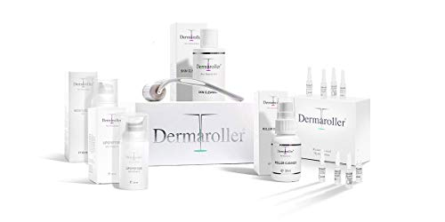 Original Dermaroller Konzept für unreine Haut