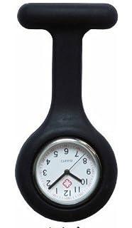 Sonstige Damenmode Neueste Kollektion Von Krankenschwesteruhr Nurse Watch Silikonhülle Kittel Pflege Quarz Uhr Puls Rot
