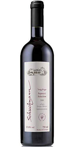 Schuchmann Saperavi Rotwein Amphore 2009 trocken   Georgischer Premiumwein, 0,75 l