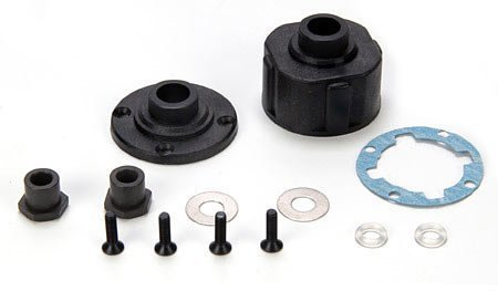 Diff Housing & Seal Set: 10-T by Team