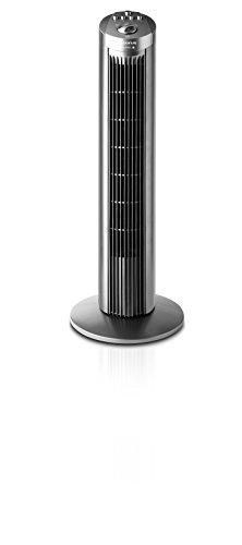 Taurus Babel Ventilatore a Torre, 45 W, Plastic, 3 velocità, Grigio