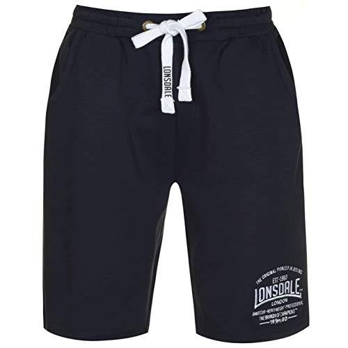 Lonsdale - Pantalones Cortos Ligeros Hombre