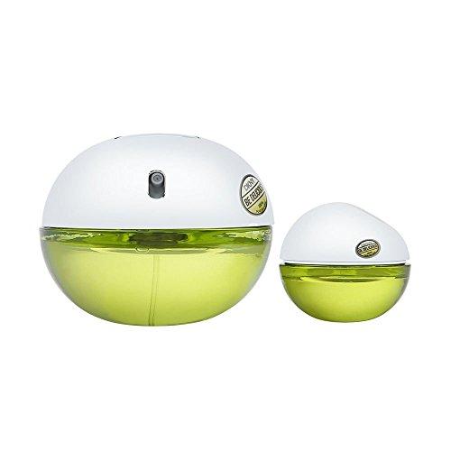 DKNY Be Delicious Damen Duft Set Eau de Parfum 50ml + 7ml Delicious To Go -