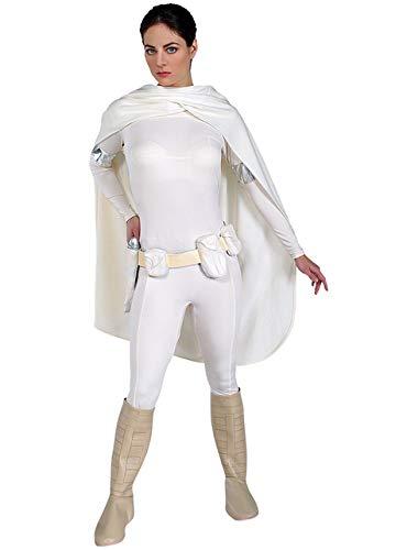 Rubie's Star Wars Padme Amidala Kostüm Deluxe für Damen (Deluxe Padme Amidala Kostüm)
