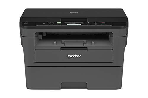 Brother DCP-L2530DW Imprimante Multifonction 3 en 1 Laser | Monochrome | A4 | Impression Recto-Verso...