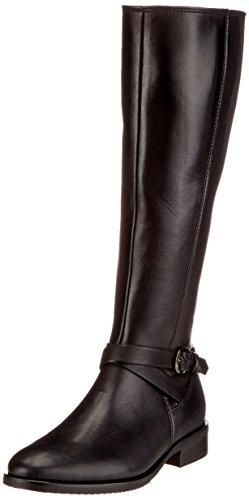 Gabor Shoes Damen Comfort Sport Stiefel, Schwarz (57 Schwarz (Micro)), 38.5 EU