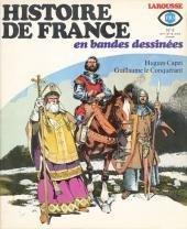 Histoire de France en BD n°4 - Hugues Capet, Guillaume le Conquérant