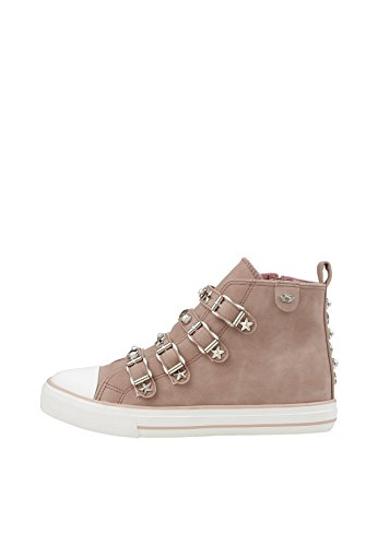 Fritzi aus Preussen Damen Perla Decorated Buckles Slip On Sneaker, Pink (Blush 179), 41 EU