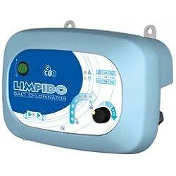 électrolyseur de sal Limpido 100–Ccei–para piscina hasta 100m³