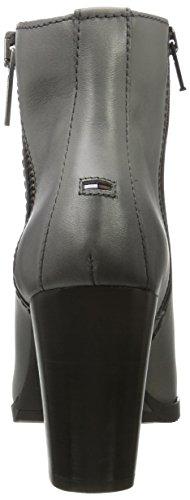Tommy Jeans Donna G1385ett 4a Stivali Grigi (grigio Chiaro)