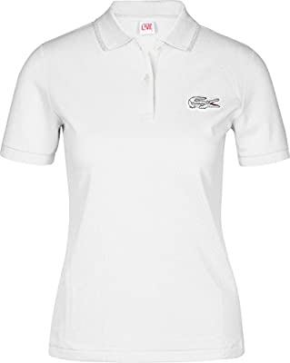 Lacoste L!VE Ribbed Collar W Polo
