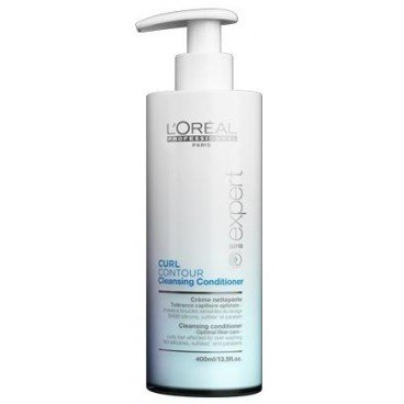 L'oreal Professional Serie Expert Curl Contour Cleansing Conditioner, 400 ml (Curl Lassen Sie In Conditioner)