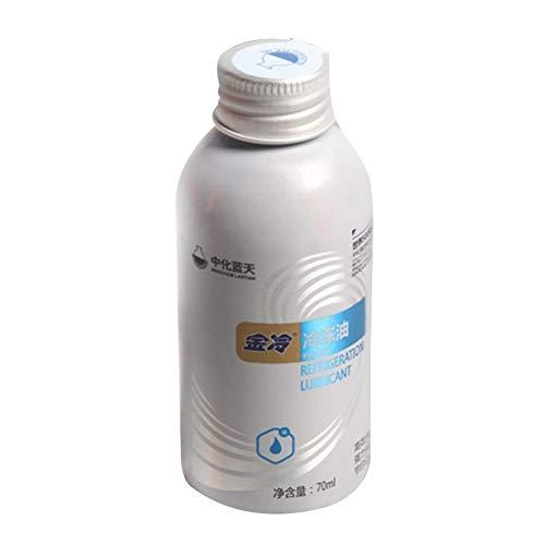 Agente de enfriamiento automotriz del Aire Acondicionado del compresor frío 70ml, refrigerante lubricante del Aceite de refrigeración